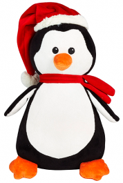 Christmas Penguin Stuffie