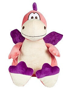 Pink Dragon Stuffie