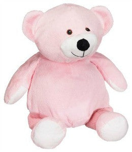 Mister Buddy Bear, pink
