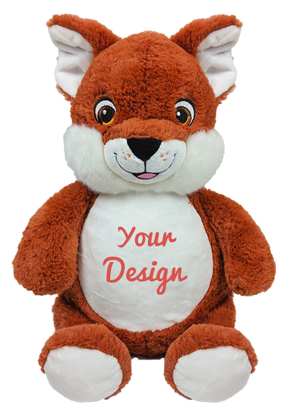 Makkapitew Fox Personalised Teddy Bear – Cubbies®