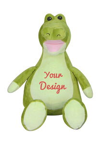 Master Snappington Crocodile Personalized Teddy Bear – Cubbies®