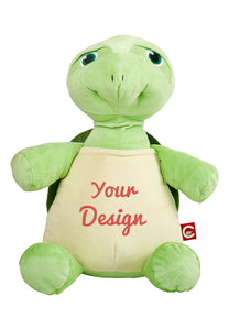  Mr Shigglesworth Turtle Personalized Teddy Bear – Cubbies®
