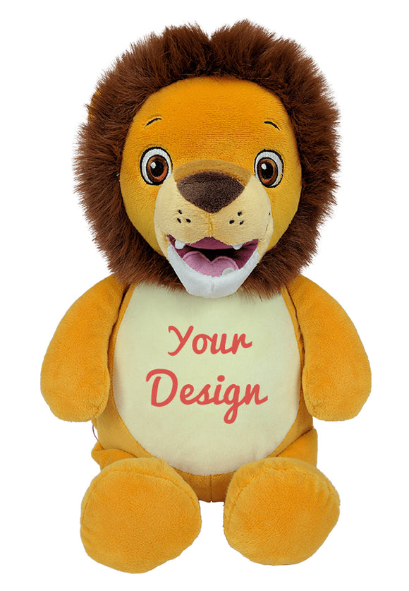 Numbutu Lion Personalized Teddy Bear – Cubbies®