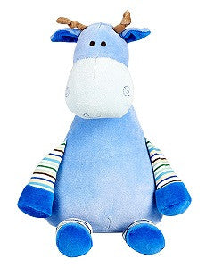 Blue Giraffe Stuffie