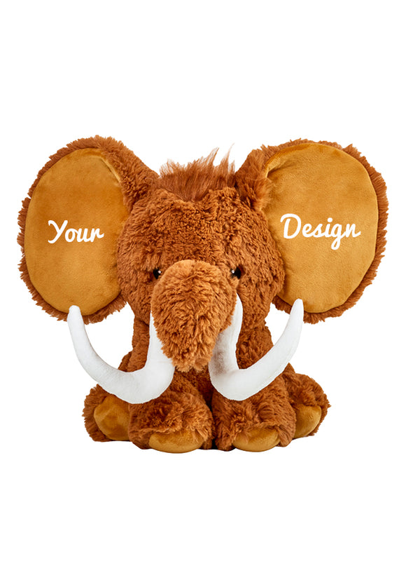Woolly Mammoth Personalized Teddy Bear – Cubbies®