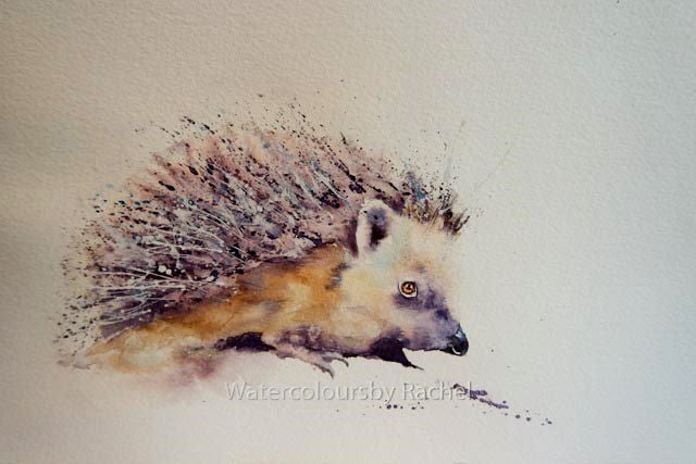 A Prickly Painting