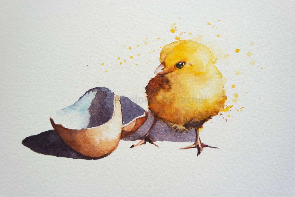 A nice and quick, Easter Chick!