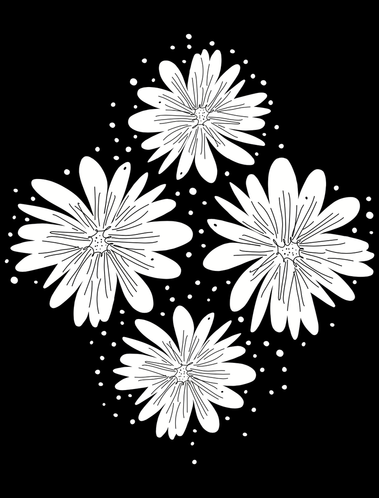 Mia Flower Pattern