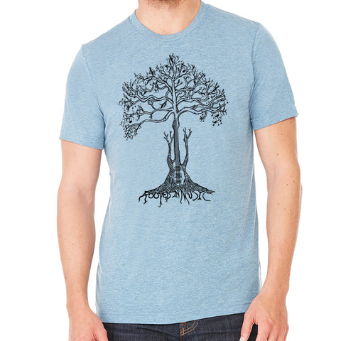 Rooted in Music // Style 3413 Denim  // Music Lover Shirt