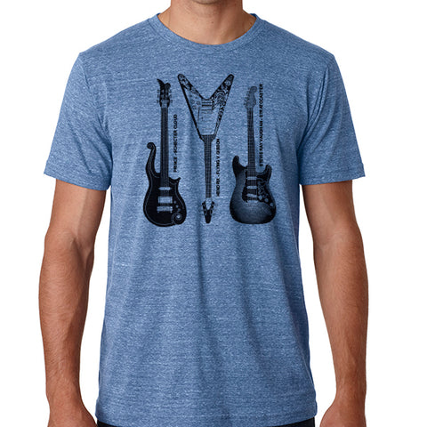 Guitar Hero // Style 3413 Blue