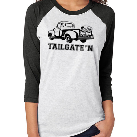 Tailgatin' // Style 6051 Baseball // Country Party Shirt