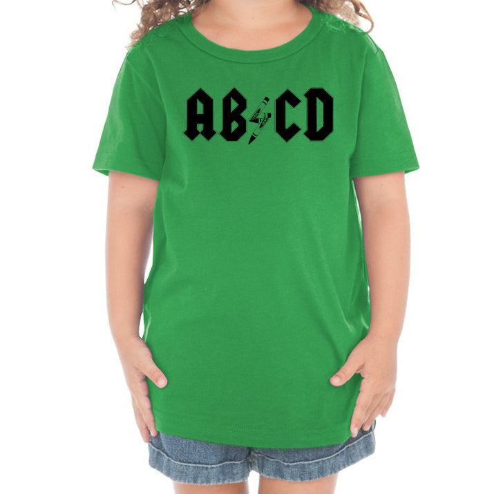 AB/CD // 0440 Kelly // ACDC Rock Shirt
