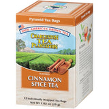 American Classic Tea Charleston Cinnamon Spice Flavored Tea 12 Tea Bag Servings
