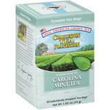 American Classic Tea Charleston Carolina Mint Flavored Tea 12 Tea Bag Servings
