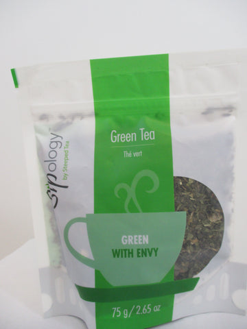 Sipology by Steeped Tea - Green Tea - Berry Mojito
