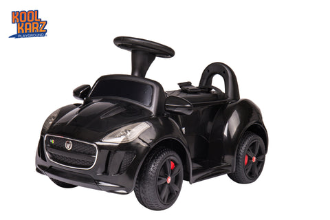 Kool Karz®Jaguar F-TYPE Electric Ride On Toy Car