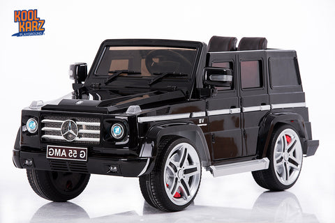 Kool Karz®Mercedes Benz G55 AMG Electric Ride On Toy Car