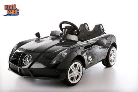 Kool Karz®Mercedes Benz SLR AMG Electric Ride On Toy Car