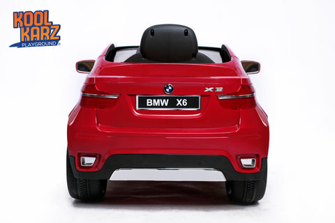 Kool Karz®BMW X6 Electric Ride On Toy Car