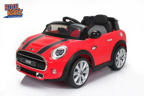 Kool Karz®MINI Couper Electric Ride On Toy Car
