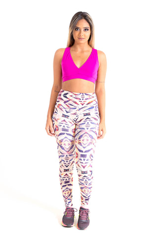 Energy Fitness Top - Pink
