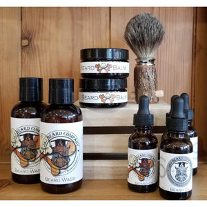 Beard Oil - Bath & Body