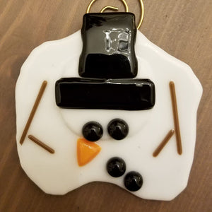 Christmas Ornament - Melted Snowman - Home & Lifestyle