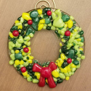 Christmas Ornament - Wreath - Home & Lifestyle