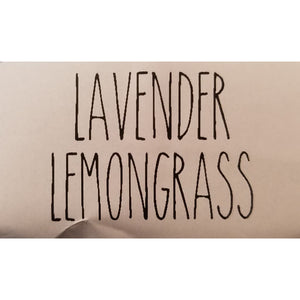 Felted Soap Kit - Lavender Lemongrass - Bath & Body