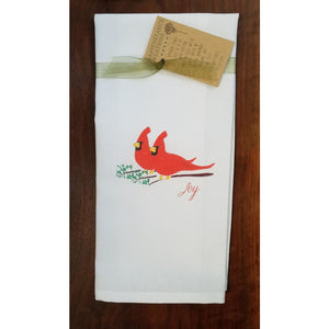 Holiday Kitchen Towel - Cardinal - Home & Lifestyle