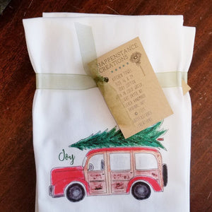Holiday Kitchen Towel - Home & Lifestyle