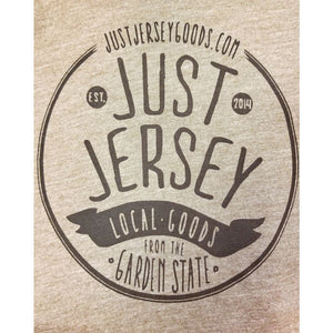 Just Jersey Logo T-Shirt Long Sleeve Unisex - Clothing