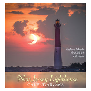 2021 Lighthouse Calendar