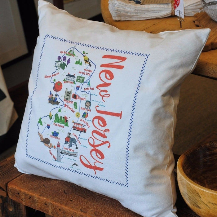 NJ Icon Pillow