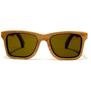 Steadman Sunglasses Handcrafted wood Sunglasses - Cherry / Coffee - Jewelry & Accessories
