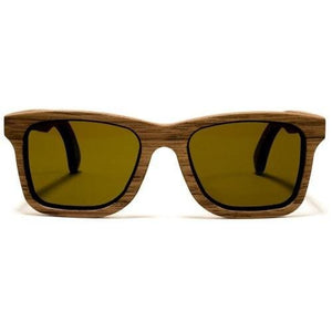 Steadman Sunglasses Handcrafted wood Sunglasses - Walnut / Coffee - Jewelry & Accessories
