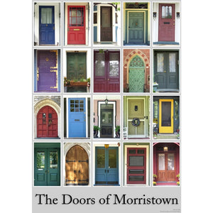 The Doors of Morristown Print - Prints & Artwork