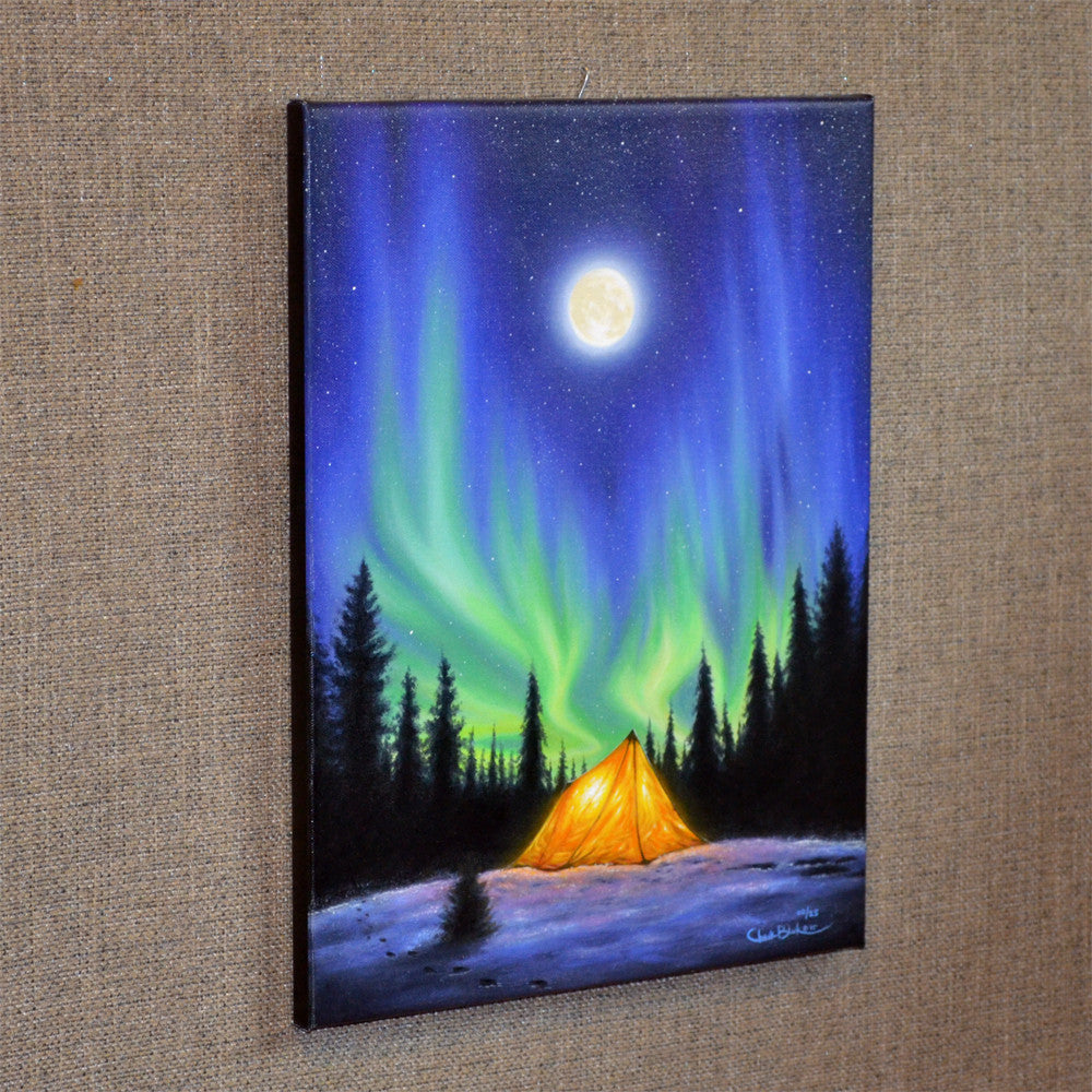 Northern Lights Limited Edition Art Print