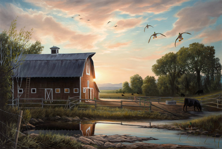 - Wildlife and landscape art by Chuck Black