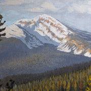 """Wild Country"" 8x10"" Plein Air Painting"