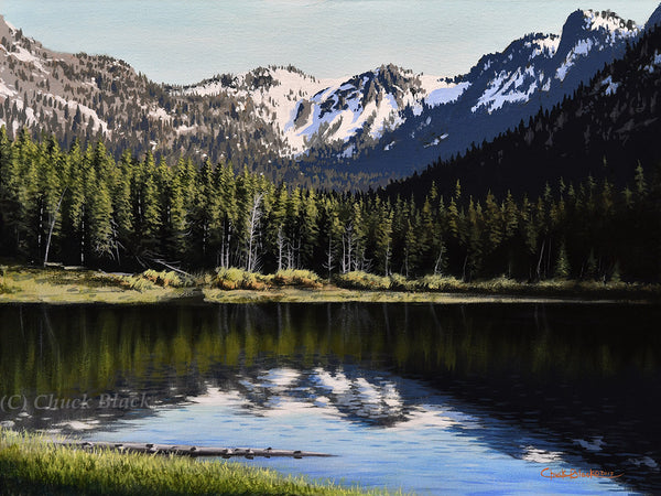 """Pristine Waters"" Limited Edition Print"