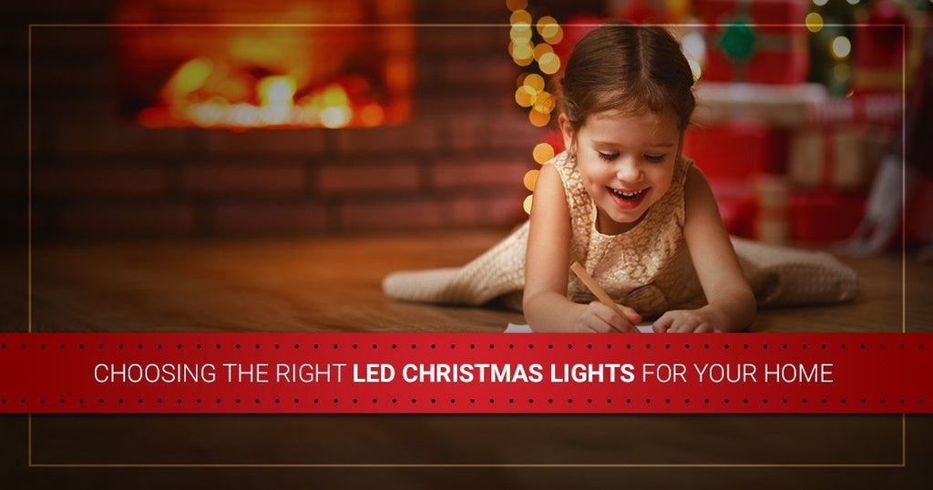 Choosing the Right LED Christmas Lights for Your Home