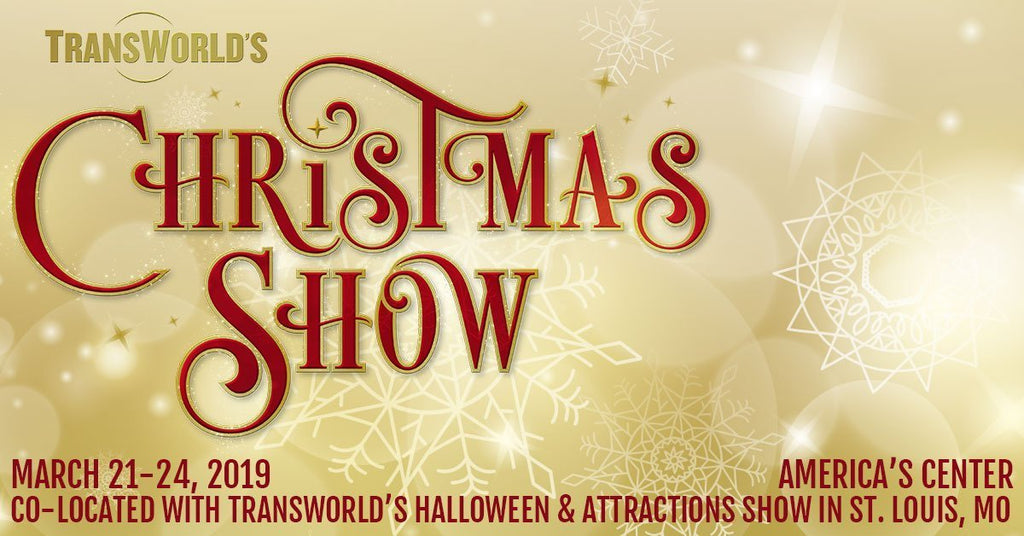 See Us at Transworld's Christmas Show