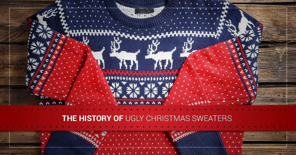 The History of Ugly Christmas Sweaters