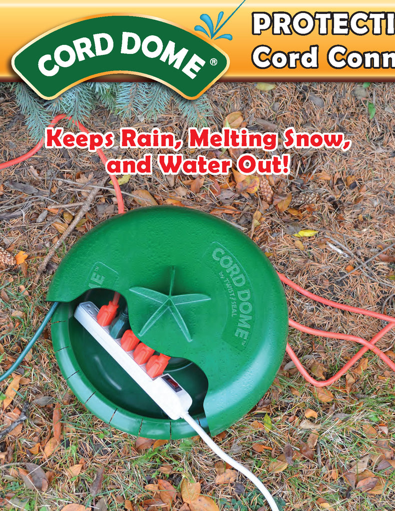 Cord Dome Power Strip Weather Protection