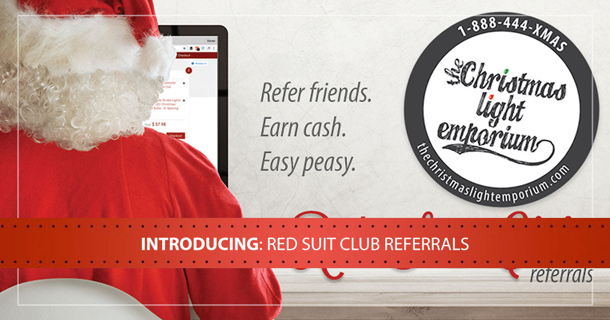 Introducing: Red Suit Club Referrals