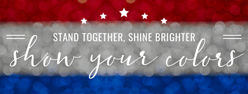 Stand Together, Shine brighter