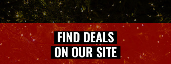 Find Deals On Our Site!