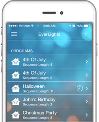 EverLights App Overview