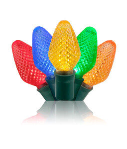 LED Christmas Lights, multicolor